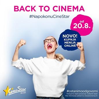 Cinestar is back!