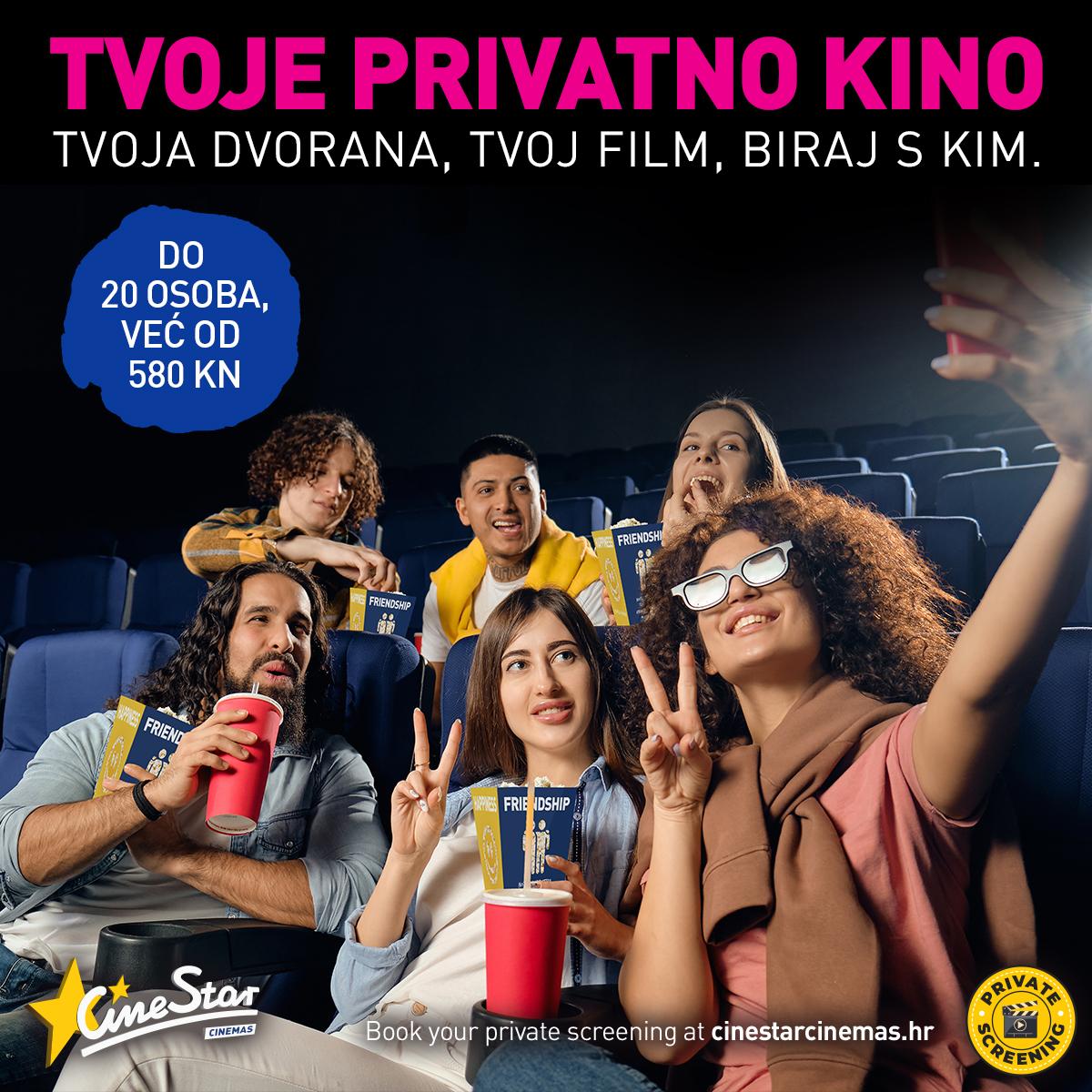 Tvoje privatno kino